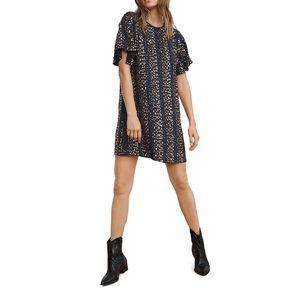 """NWT """"Velvet"""" sequin shift dress"""